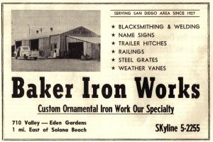 Solana Iron Works 2