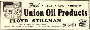 Union Oil Tanks 2